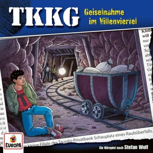 Cover von Geiselnahme im Villenviertel