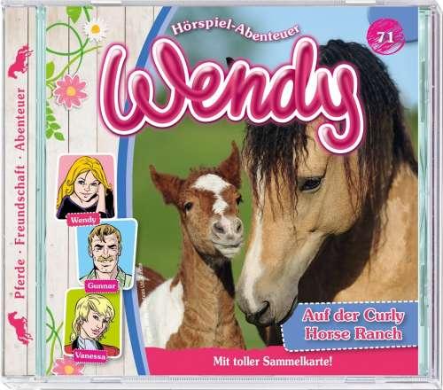 Cover von Wendy  Nr. 71 auf der Curly Horse Ranch