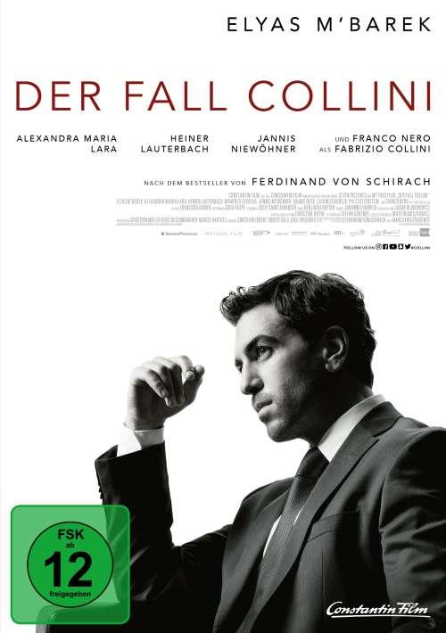 Cover von Der Fall Collini