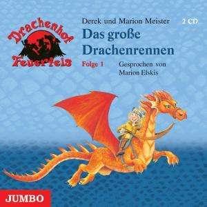 Cover von Das grosse Drachenrennen