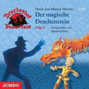 Cover von Der magische Drachenstein