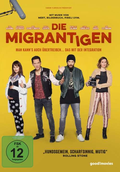 Cover von Die Migrantigen