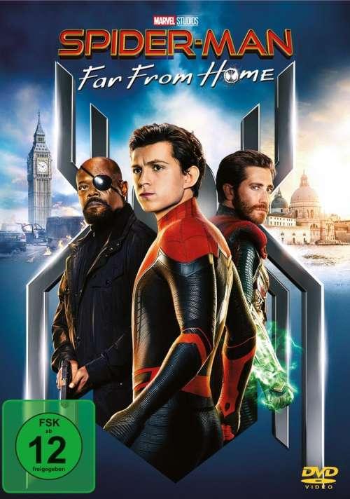 Cover von Spider-Man - Far from home