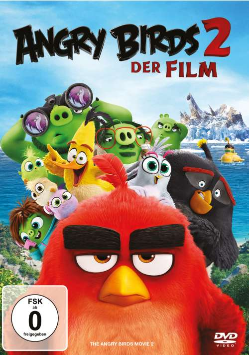 Cover von Angry Birds 2