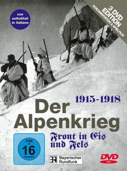 Cover von Der Alpenkrieg
