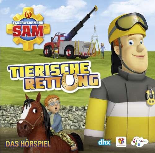 Cover von Feuerwehrmann Sam-Tierische Rettung