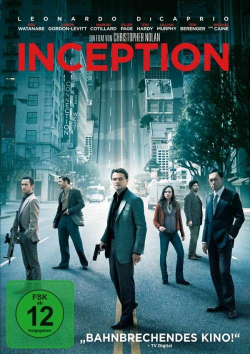 Cover von Inception