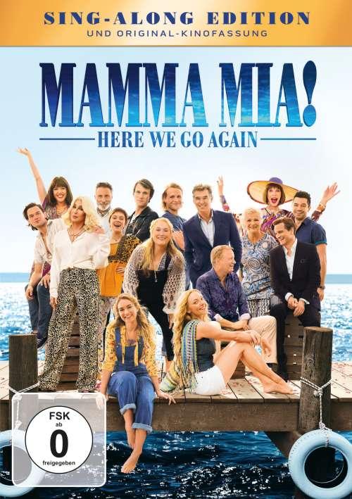 Cover von Mamma Mia 2!