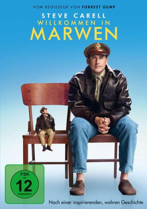 Cover von Willkommen in Marwen