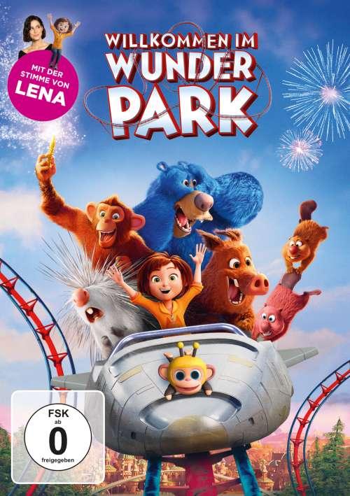 Cover von Willkommen im Wunder Park