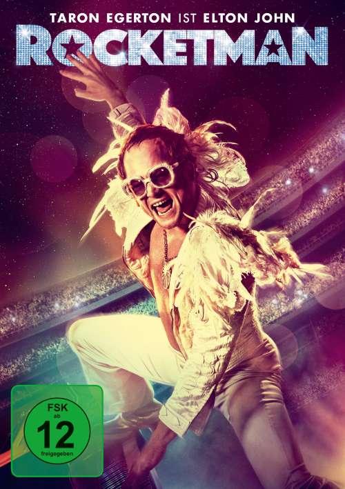 Cover von Rocketman (DVD)