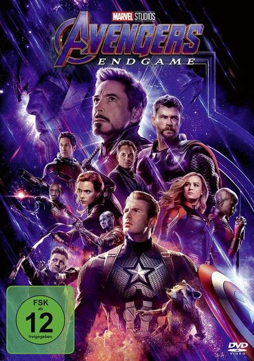 Cover von Avengers: Endgame