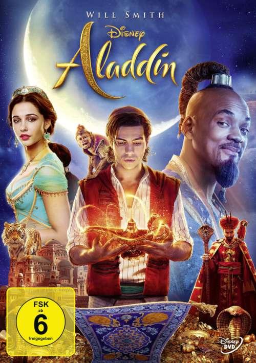 Cover von Aladdin (DVD)