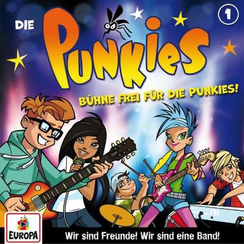 Cover von die Punkies Bühne frei für die Punkies Nr.1