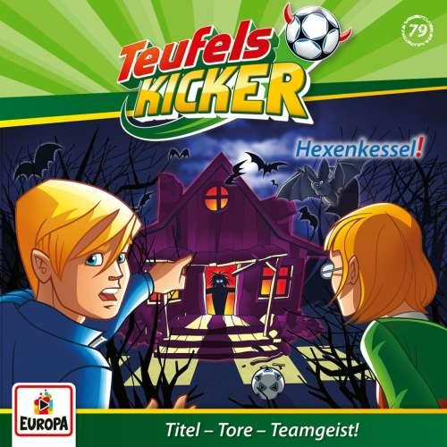 Cover von Teufelskicker - Hexenkessel! (CD)