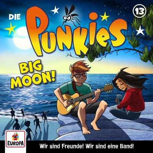 Cover von die Punkies Big Moon Nr.13