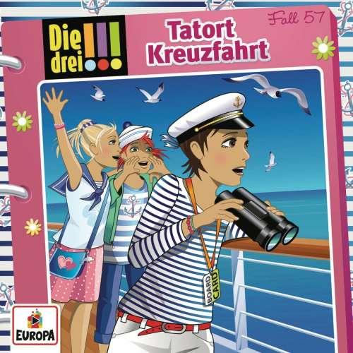 Cover von Die drei !!! Tatort Kreuzfahrt         Fall (57) 1CD
