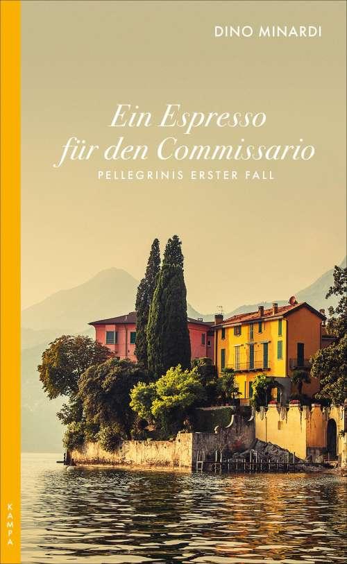 Cover von Ein Espresso für den Commissario