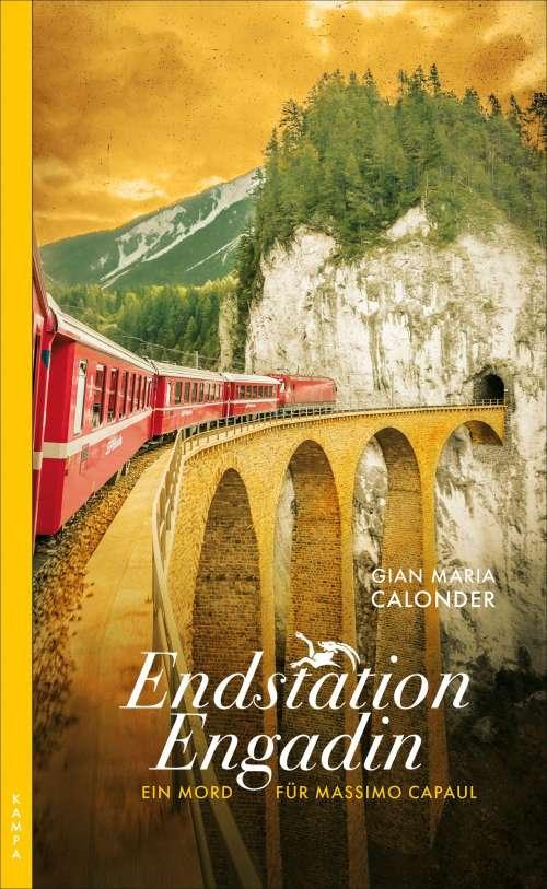 Cover von Endstation Engadin