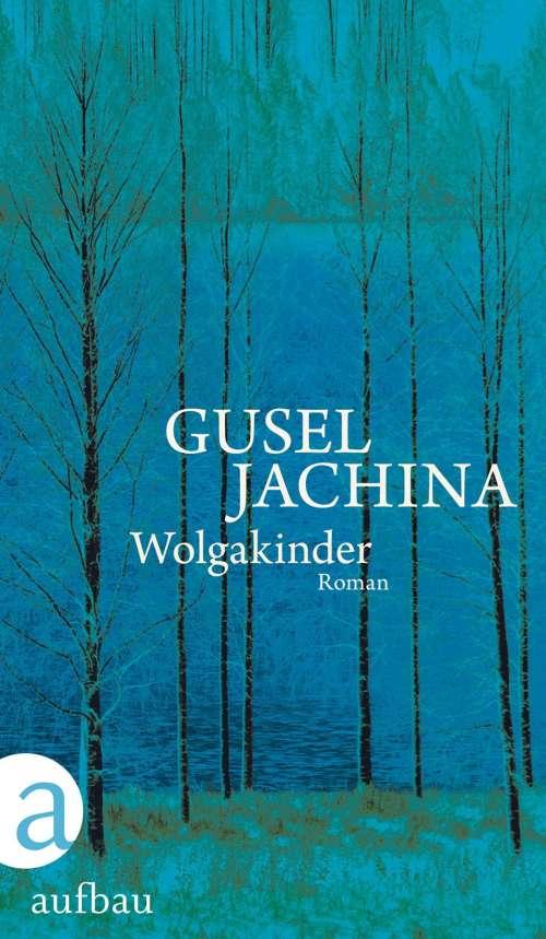 Cover von Wolgakinder