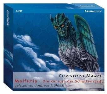 Cover von Malfuria - Die Königin der Schattenstadt