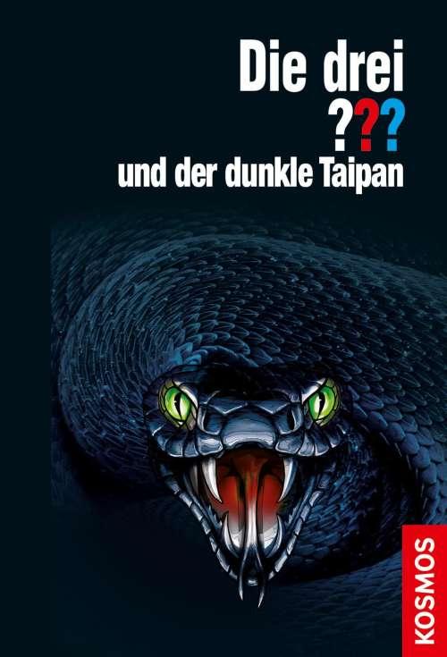 Cover von Die drei ??? und der dunkle Taipan