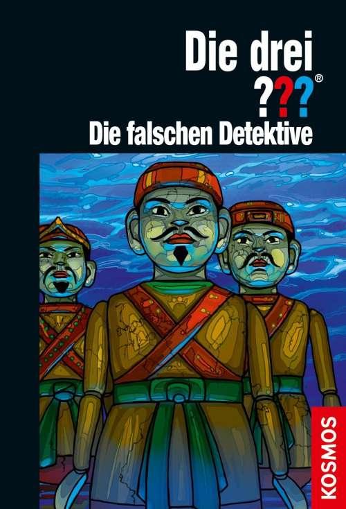 Cover von Die falschen Detektive