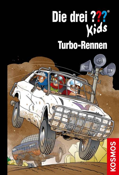 Cover von Turbo-Rennen (Bd. 81)