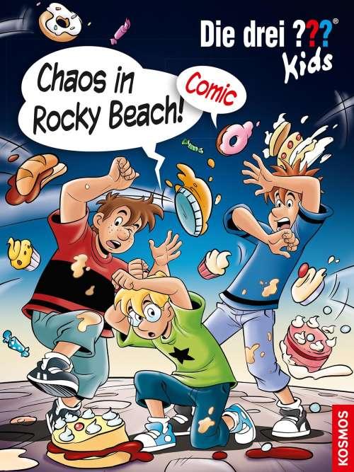 Cover von Chaos in Rocky Beach!