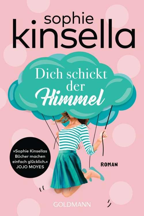 Cover von Dich schickt der Himmel (TB)
