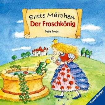 Cover von Der Froschkönig