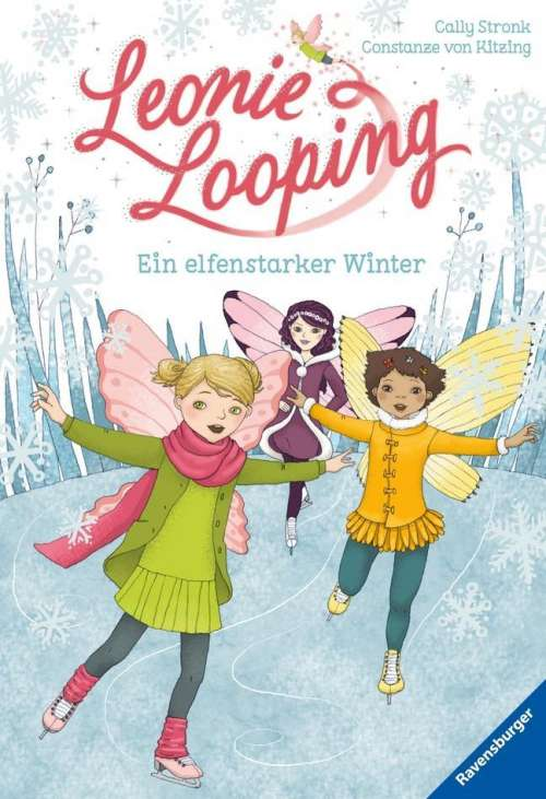 Cover von Ein elfenstarker Winter