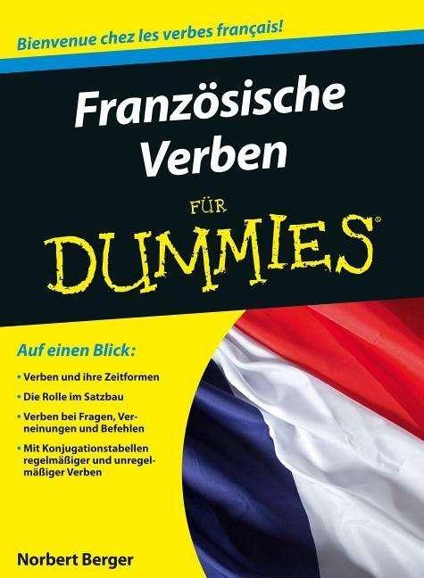 Cover von Französische Verben für Dummies