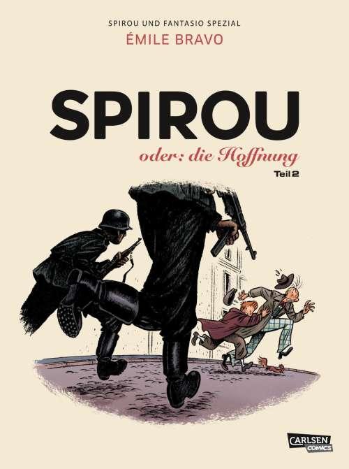 Cover von Spirou oder: die Hoffnung (Comic)