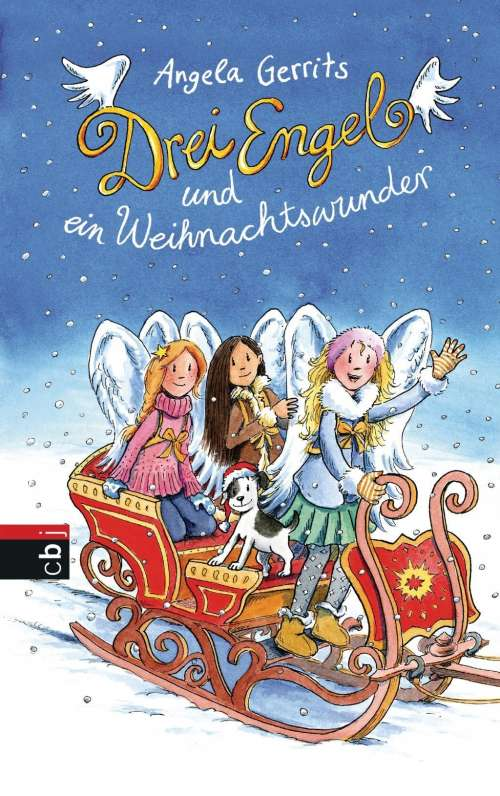 Cover von Drei Engel und ein Weihnachtswunder