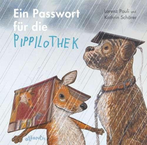 Cover von Ein Passwort für die Pippilothek