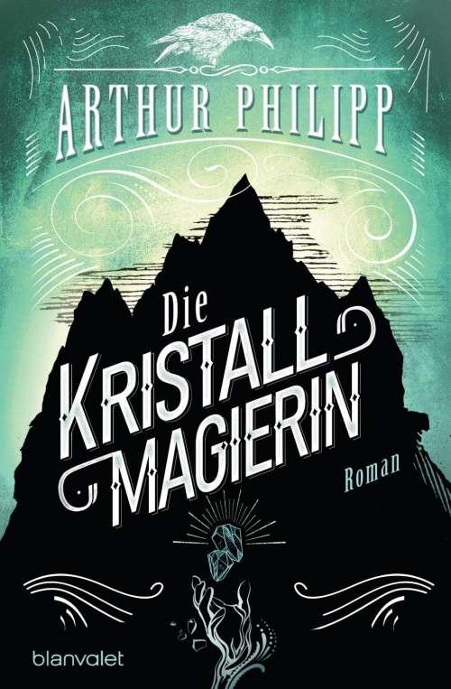 Cover von Die Kristallmagierin