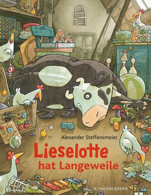 Cover von Lieselotte hat Langeweile