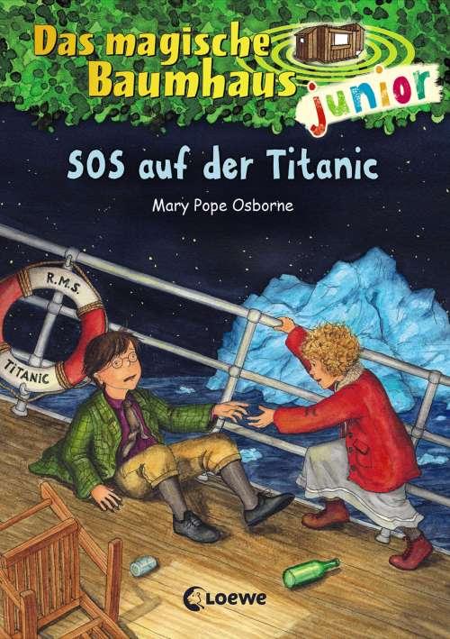 Cover von SOS auf der Titanic