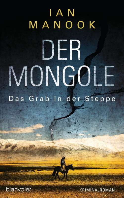 Cover von Der Mongole - das Grab in der Steppe