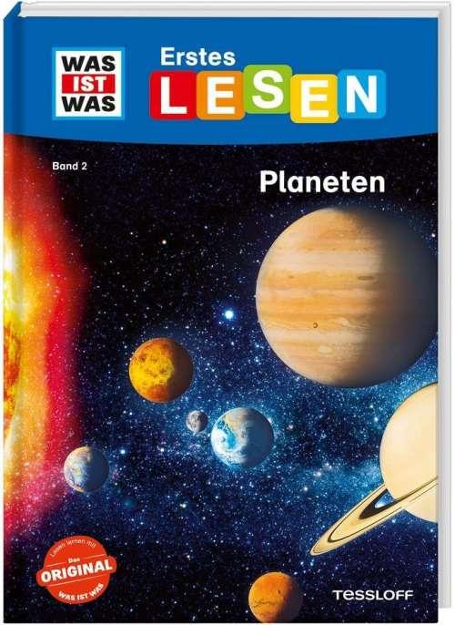 Cover von WAS IST WAS : Planeten