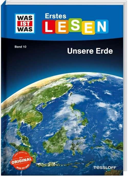 Cover von Unsere Erde