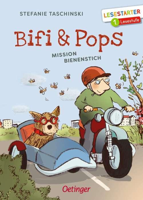 Cover von Mission Bienenstich