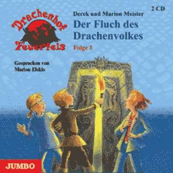 Cover von Der Fluch des Drachenvolks