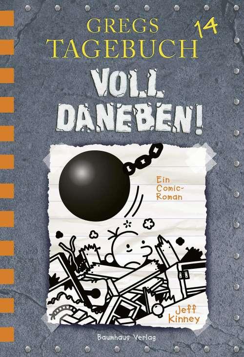 Cover von Voll daneben!