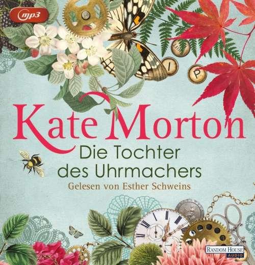 Cover von Die Tochter des Uhrmachers (Hörbuch)