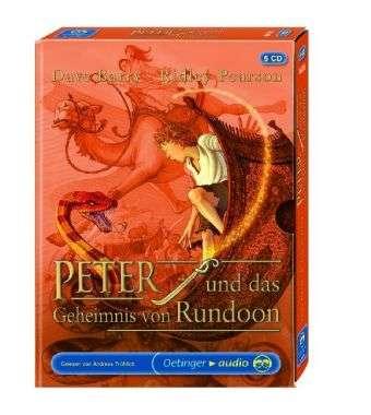 Cover von Peter und das Geheimnis von Rundoon