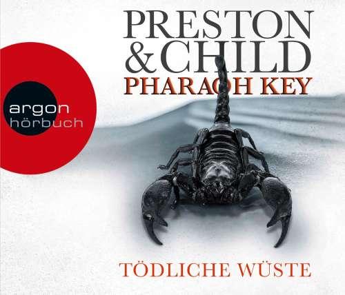 Cover von Preston & Child, Pharaoh Key - Tödliche Wüste