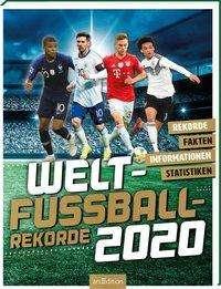 Cover von Welt Fussball Rekorde 2020