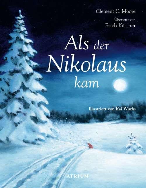 Cover von Als der Nikolaus kam